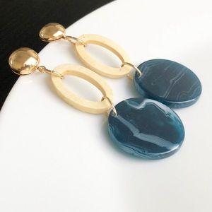 3/$25 Acrylic Wooden Earrings